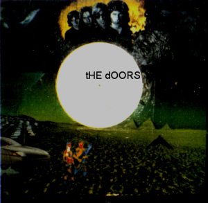 """""""The Doors"""" painting"""